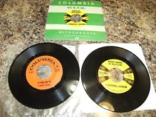 STONEWALL JACKSON lot of 3 1st 45 + I'm Gonna Find You/ Joe  (ROCKABILLY)  h36