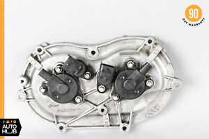 06-10 Mercedes W203 C230 E350 Front Right Engine Timing Chain Cover Plate OEM
