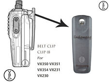 Belt Clip-18 for Vertex Standad Vx230 Vx350 Vx354 Vx231 Portable Radio