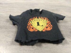 WWE Elite Mattel Legacy Figure T-Shirt Randy Orton Cody Rhodes Ted Dibiase