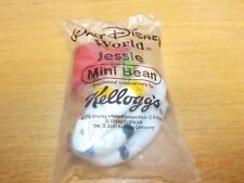 2001 Kellogg's Promotion Disney/Pixar Toy Story Jessie Mini Bean Plush NIP