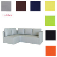 Custom Made Cover Fits IKEA Fagelbo Sofa Bed with Chaise, slipcover