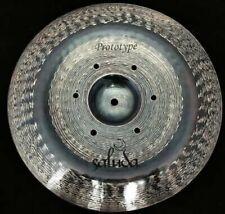 "New 18"" Saluda Iso Vented Crisp China Cymbal"