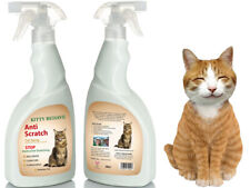 More details for kitty behave - cat anti scratch spray - furniture, carpets & wallpaper  500ml