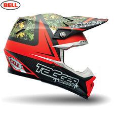 BELL Moto-9 Flex TAGGER Rekluse Red Carbon Pro Circuit Motocross MX Helmet