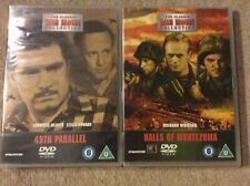 49th Parallel & Halls Of Montezuma Region 2 DVDs (The War Collection,New/Sealed)