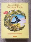 Hornby Animals of Farthing Wood character toys. Complete set Series 1 figures