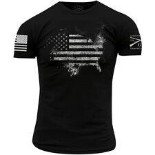 Grunt Style American Acid T-Shirt - Black