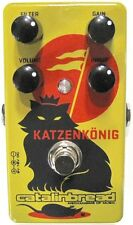 Used Catalinbread Katzenkonig Overdrive Distortion Guitar Effects Pedal!