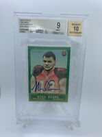 2014 Topps 1963 Mini Mike Evans Rookie Auto RC 57/150 Bgs 9 Auto 10 🔥🔥