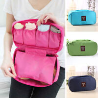 Portable Waterproof Bag Socks Bra Underwear Organizer Bag Pouch Travel Trip Hot