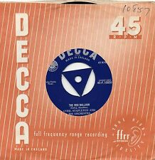CYRIL STAPLETON the red balloon*the man who plays the mandolino 1957 UK DECCA 45