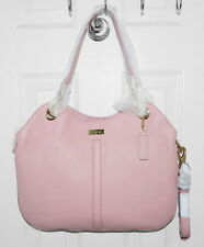 Cole Haan Village II Leather Bag Blush Light Pink Spring Color