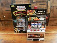 Slot Machine Saving Money Bank - Las Vegas Gift One Armed Bandit