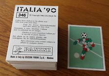 PANINI ITALIA 90 ADESIVI Coppa del mondo-Completa la tua collezione