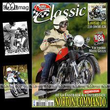MOTO REVUE CLASSIC N°38 NORTON 750 850 COMMANDO KAWASAKI 1000 Z1R Z2R BMW R 50 S