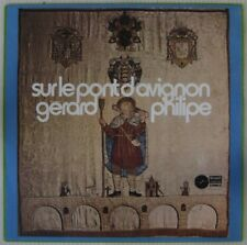 Gérard Philipe 45 tours Sur le Pont d'Avignon