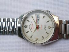 USED SWISS RARE VTG WEST END WATCH CO SOWER PRIMA 17J AUTOMATIC MENS WRISTWATCH