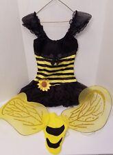 Leg Avenue Women JR Small Bumblebee Costume Headband Wings
