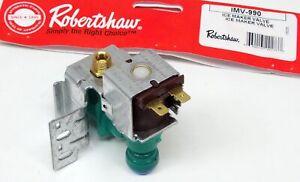 Refrigerator Water Solenoid Inlet Valve Pump for Whirlpool WPW10498990 W10498990