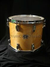 """VINTAGE TAMA SUPERSTAR 12X15"""" TOM SUPER MAPLE, FREE CASE & CON US SHIPPING!"""