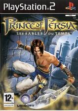 JEU SONY PS 2 Prince of Persia Les Sables du Temps  complet