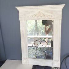 FRENCH FARMHOUSE/ SHABBY CHIC MIRROR - PRICE IS FOR ONE - TWO AVAILABLE