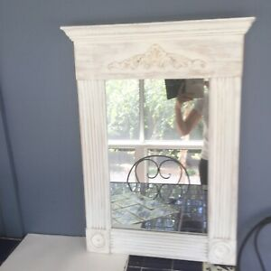 FRENCH FARMHOUSE/ SHABBY CHIC MIRROR - ONE AVAILABLE