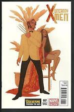 UNCANNY X-MEN # 7 (1:20 CARMEN WOLVERINE COSTUME VARIANT, AUG 2013), NM NEW