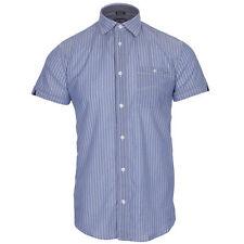 Armani Men's Striped Casual Shirts & Tops