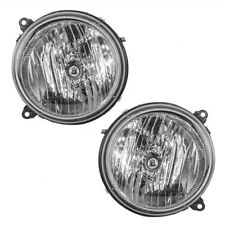 05-07 Jeep Liberty Set of Headlights