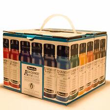 (22,90€/1l) Schmincke AKADEMIE Acryl Kartonset 16 x 150 ml 76 747 097   ***