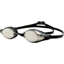 FINIS Strike Low-Profile Competition Racing Goggles - Silver Mirror