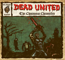 "Dead United ""The Chainsaw Chronicles"" (CD, 2009, NEU)"