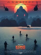 KONG Skull Island AFFICHE CINEMA ROULEE / ROLLED MOVIE POSTER 160 x120