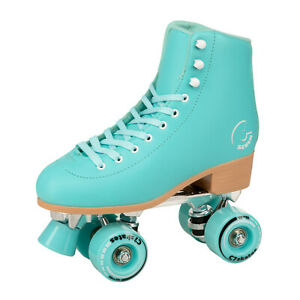 USED C SEVEN Outdoor Quad Roller Skates for Girls and Adults