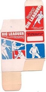 1979 Hostess Big Leaguer Baseball Card Organizer (Munson,Jackson,Ryan,Brett,etc)