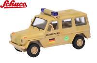 Schuco H0 452625600 Wolf G ISAF 1:87 NEU + OVP