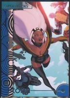 2013 Marvel Fleer Retro Trading Card #43 Storm