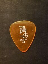 Billy Gibbons Zz Top Old No 44 Sigature Guitar Pick - 2011 Tour