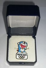 2020 Olympic Games Tokyo DORAEMON Special Ambassador Tokyo 2020 Bid PIN BADGE!!!
