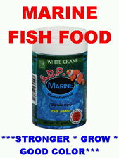 ADP MARINE WHITE CRANE Fish Food Small Granule Pellets Strong Growth Good Color