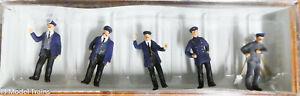 Preiser HO #12191 Railroad Personnel -- Engine-Driver/Stoker (1:87th Scale)