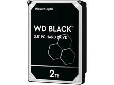 "WESTERN DIGITAL 2TB WD Black WD2003FZEX, 3.5"" HDD, SATA III - 6Gb/s, 7200rpm NEW"