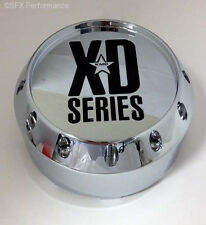 "8 Lug Center Cap 5"" Dia KMC XD Series 464k131-2 Hoss Badlands Balzac XD795 XD779"