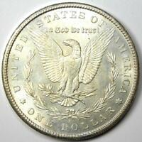 1898-S Morgan Silver Dollar $1 Coin - Rare Date - Uncirculated Details (UNC MS)