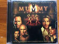 The mummy returns cd