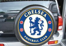 4X4 CHELSEA FOOTBALL EMBLEM SPARE WHEEL COVER TO FIT ALL 4X4'S