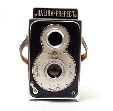 Hakings Super Reflex Halina Prefect - 120 TLR Style Box Camera - Good Condition.