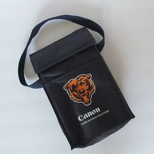 Chicago Bears logo Canon Business Solutions insulated tote bag carrier—excellent
